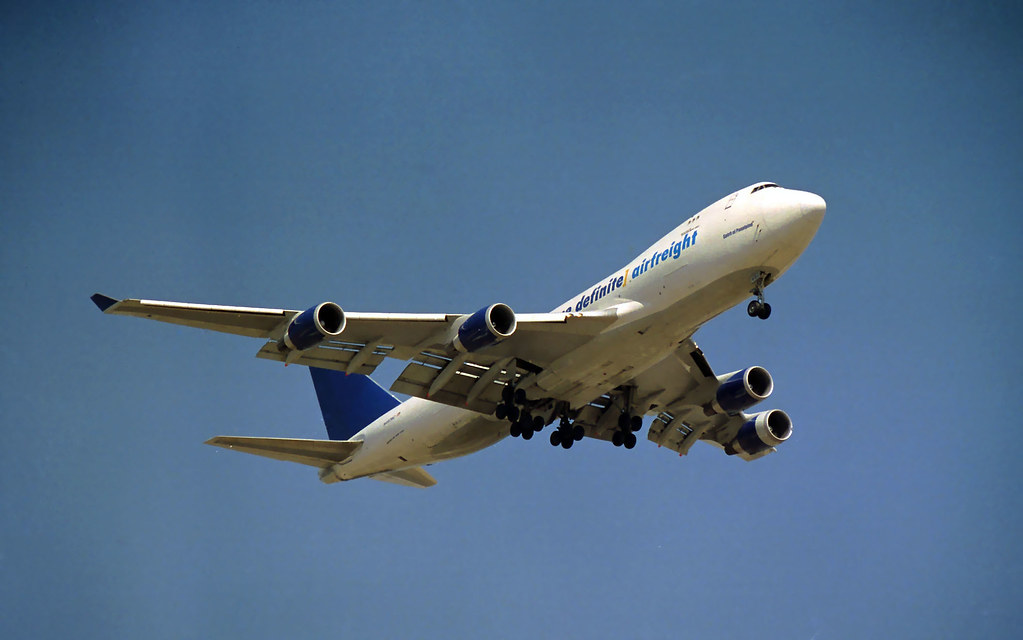 légi szállítmányozás
